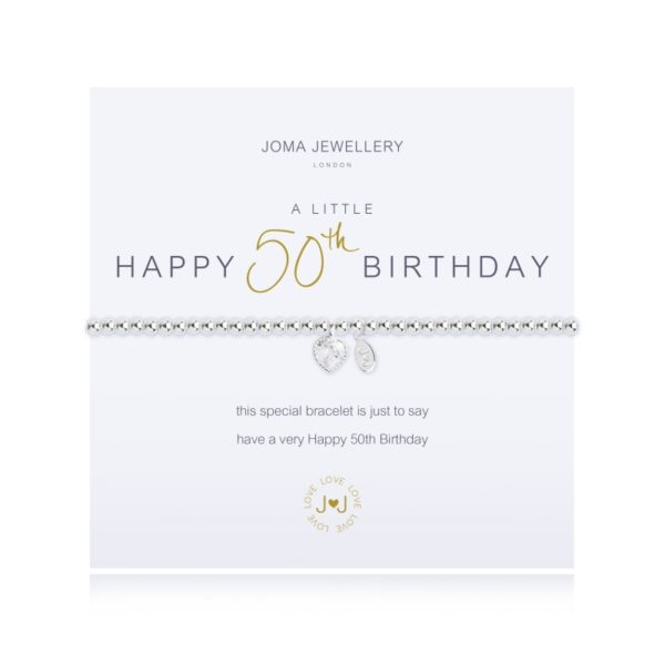 Joma Jewellery A Little Happy 50th