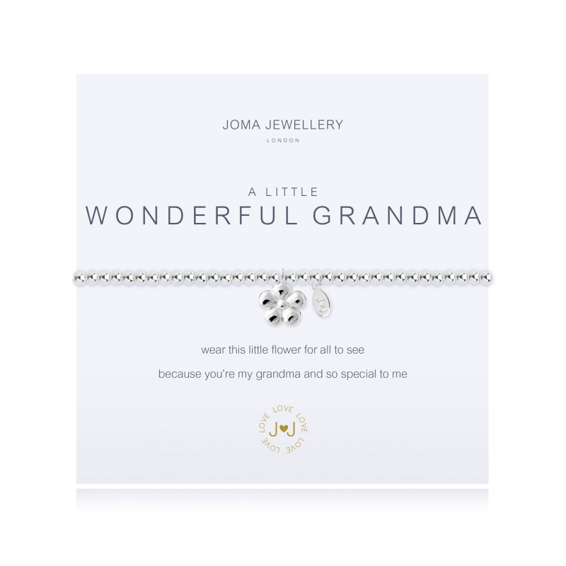 Joma Jewellery With Gift Bag /& Tag a little FESTIVAL Bracelet
