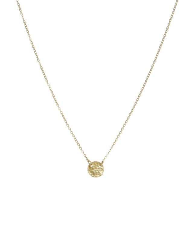 1a801c7a1a374 Ashiana London - Gold Coin Necklace | Lily & Stella